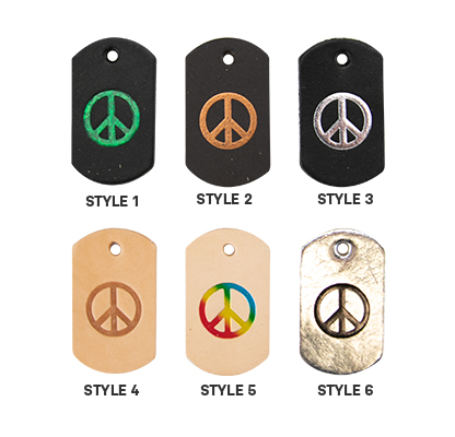 PeaceSign-KeyChains-Large