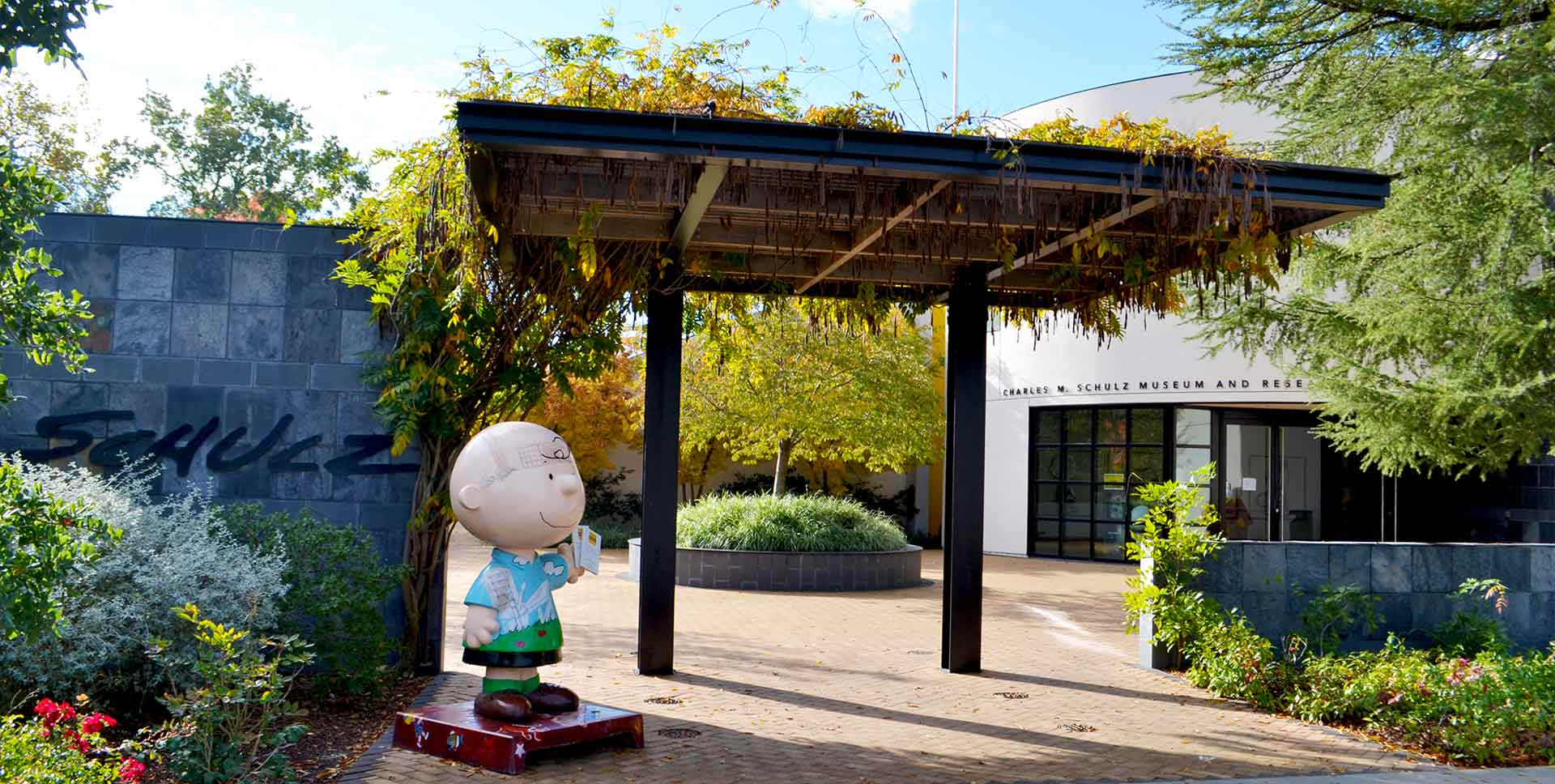 the charles m schulz museum home of
