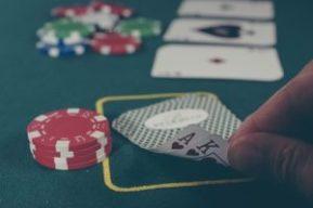 flipping card