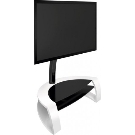 norstone galby meuble tv avec support