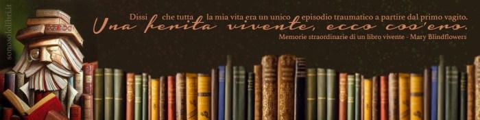 Memorie straordinarie di un libro vivente sonosololibri segnalibro