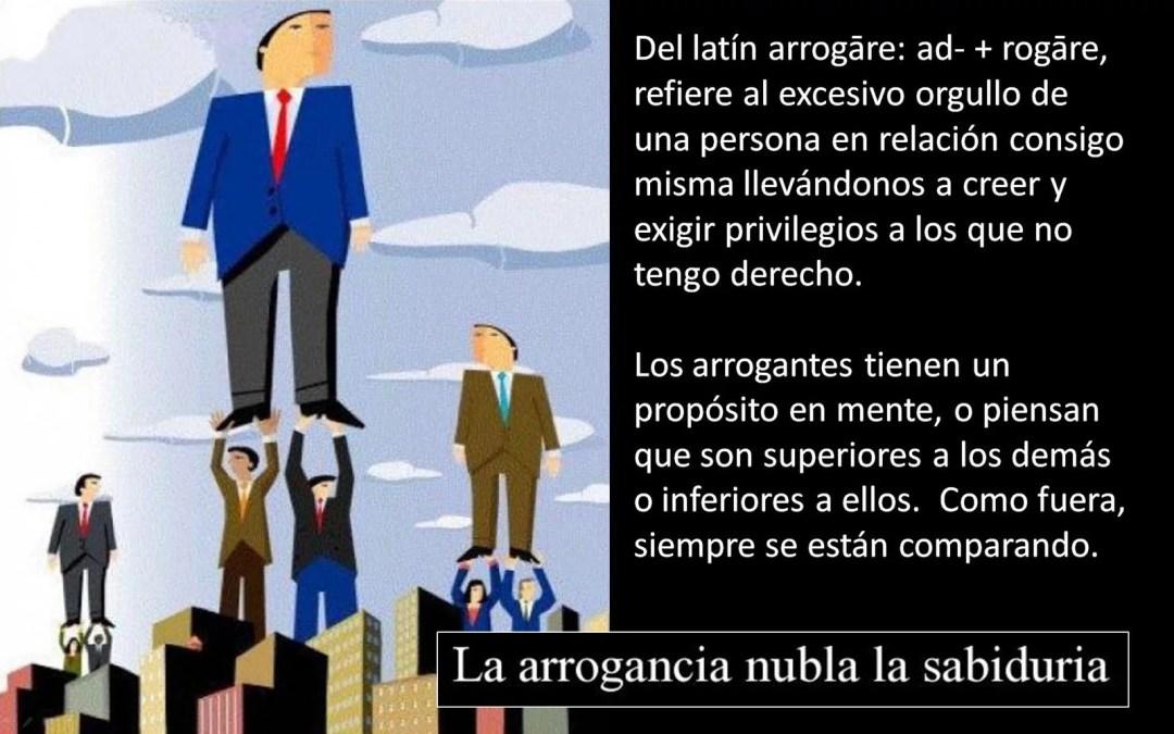 arrogante1
