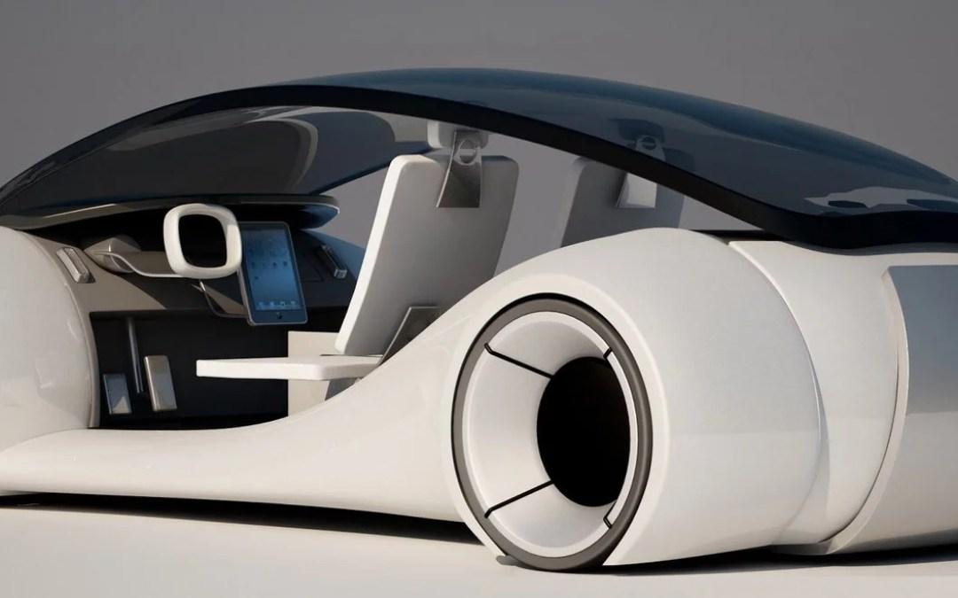 Apple y su i-Car Autónomo