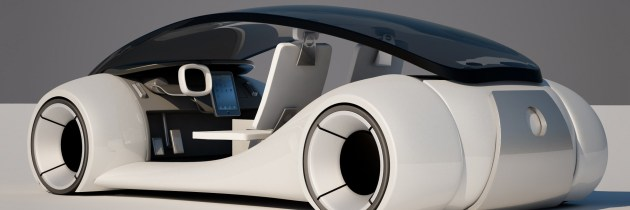 Apple y su i-Car Autónomo