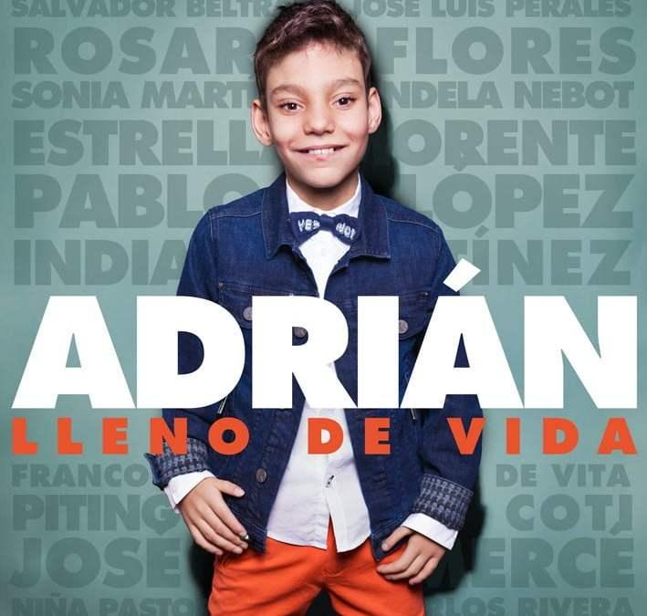 Adrián Martín Vega: Lleno de Vida