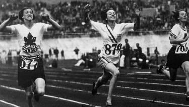 Betty Robinson, la atleta que venció a la muerte para ganar un oro