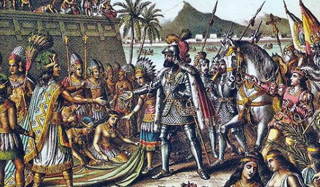 Isabel Rodríguez, médico de las tropas de Hernán Cortés