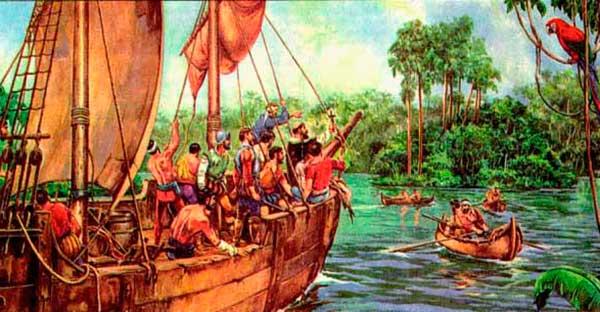 Ana de Ayala, la sevillana que sobrevivió al Amazonas