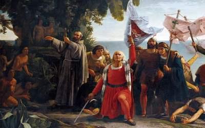 Los Héroes del cuarto viaje de Colón