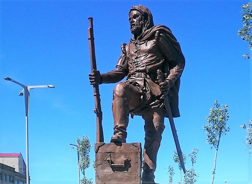 Gonzalo de Vigo, superviviente en las Marianas