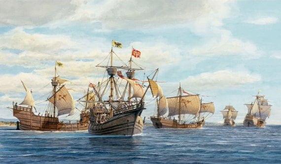 La expedición de Andrés Niño