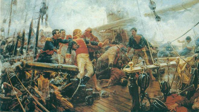 El Capitán Churruca, honor y muerte en Trafalgar