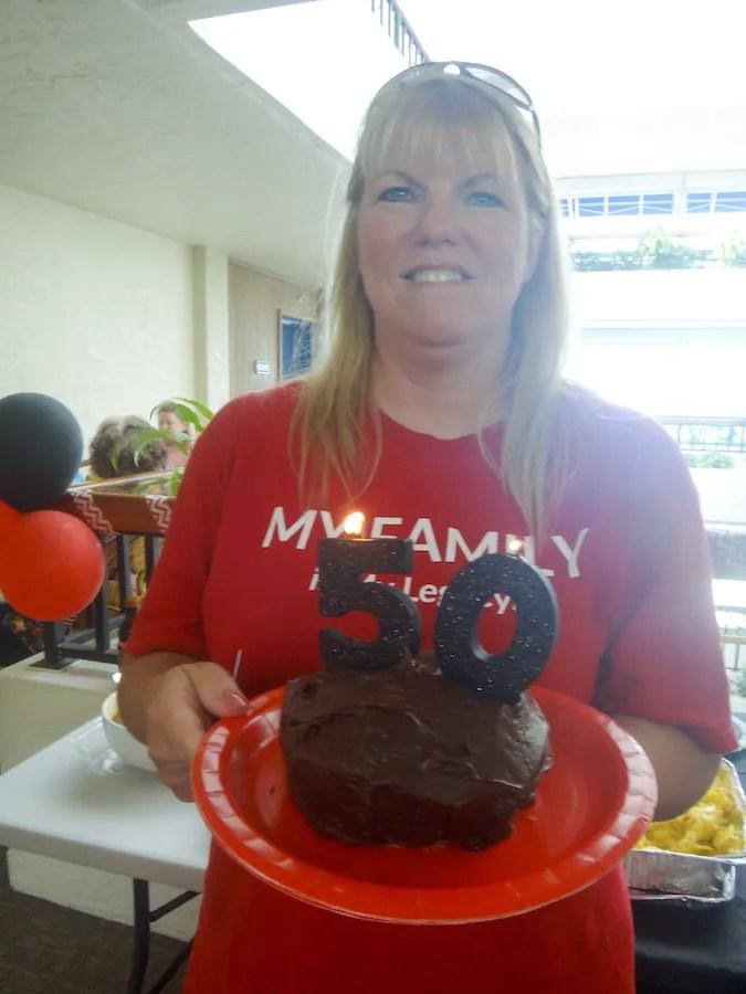 50 Rocks Birthday Party