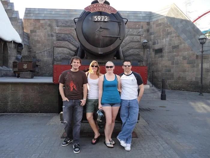 Pumpkin Pasties from the Hogwarts Express