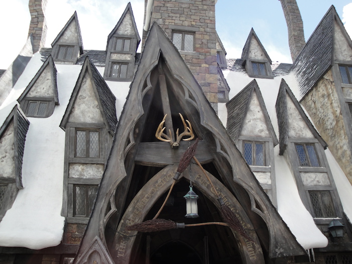 The Three Broomsticks at Wizarding World of Harry Potter in Orlando, FL