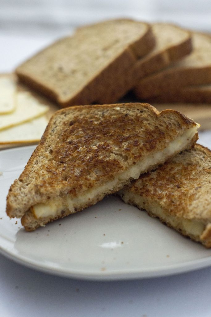 Classic Grilled Cheese Sandwich