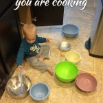 9 Easy Ways to Occupy Children while you are Cooking