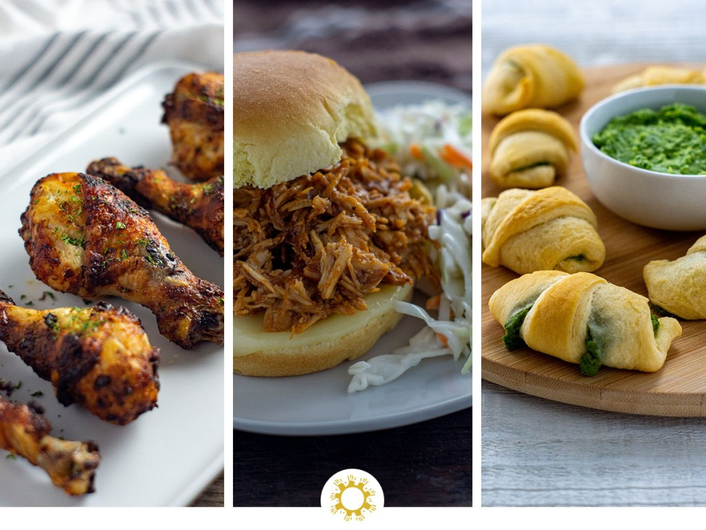 The Best Foods for Game Day (Over 50 Football Recipes)