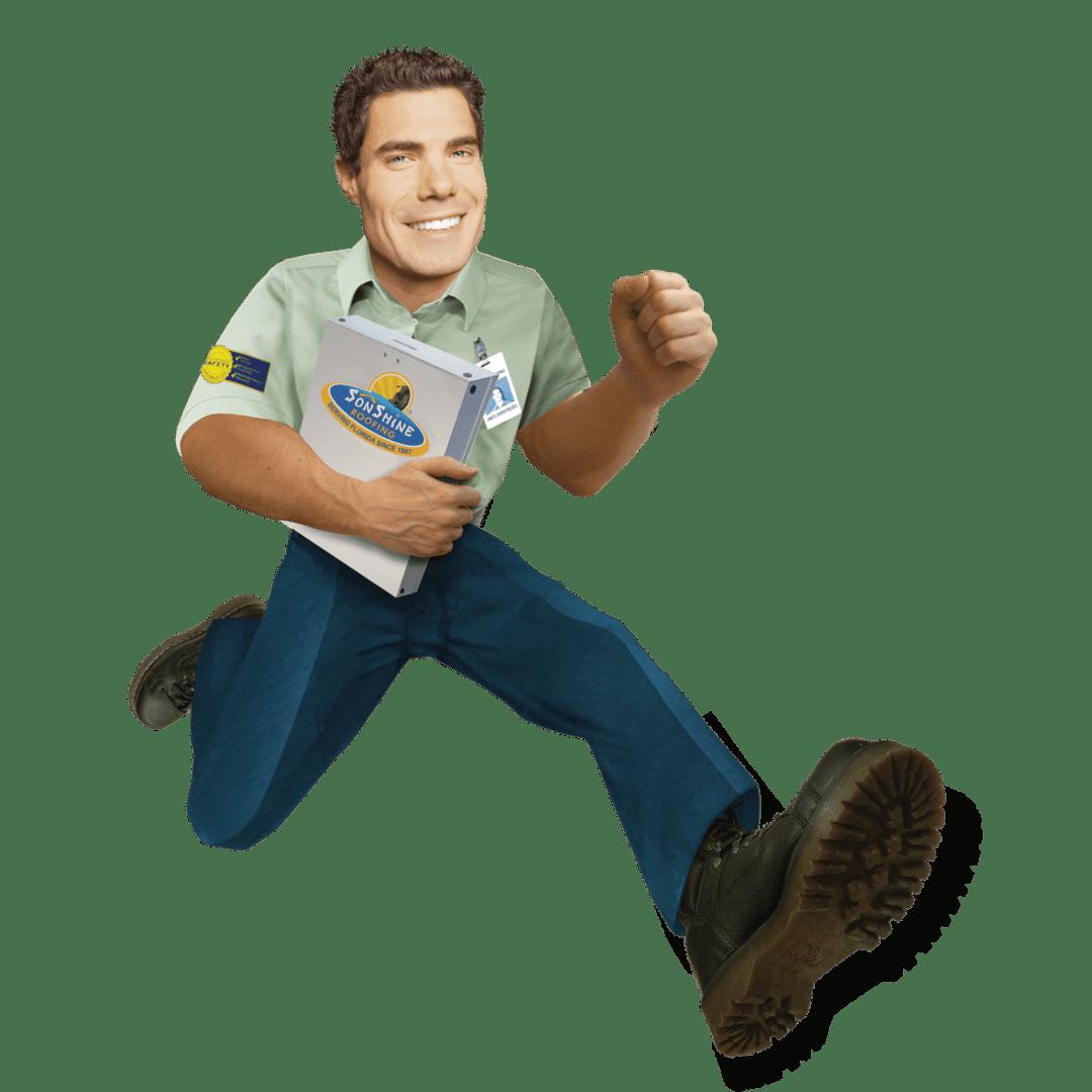 running repair man