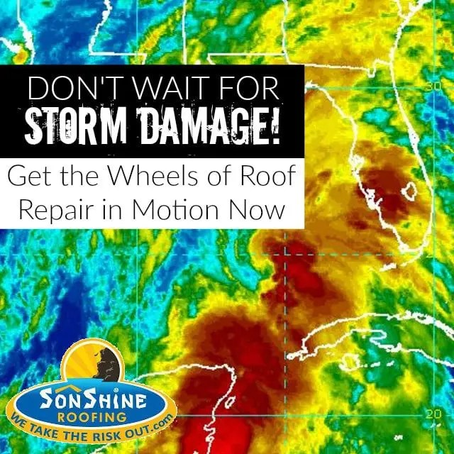 Don't Wait for Storm Damage: Get the Wheels of Roof Repair in Motion Now