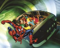 Spider-Man Ride
