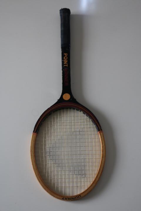 Raquettes De Tennis Anciennes En Bois SONS OF VINTAGE