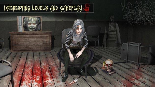 3 lxq Granny Zombi Bilgisayar Oyununu Full Orijinal Türkçe indir