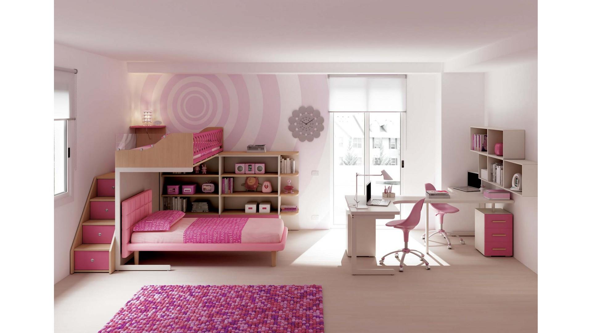 chambre enfant personnalisable ks13 lits superposes en mezzanine moretti compact