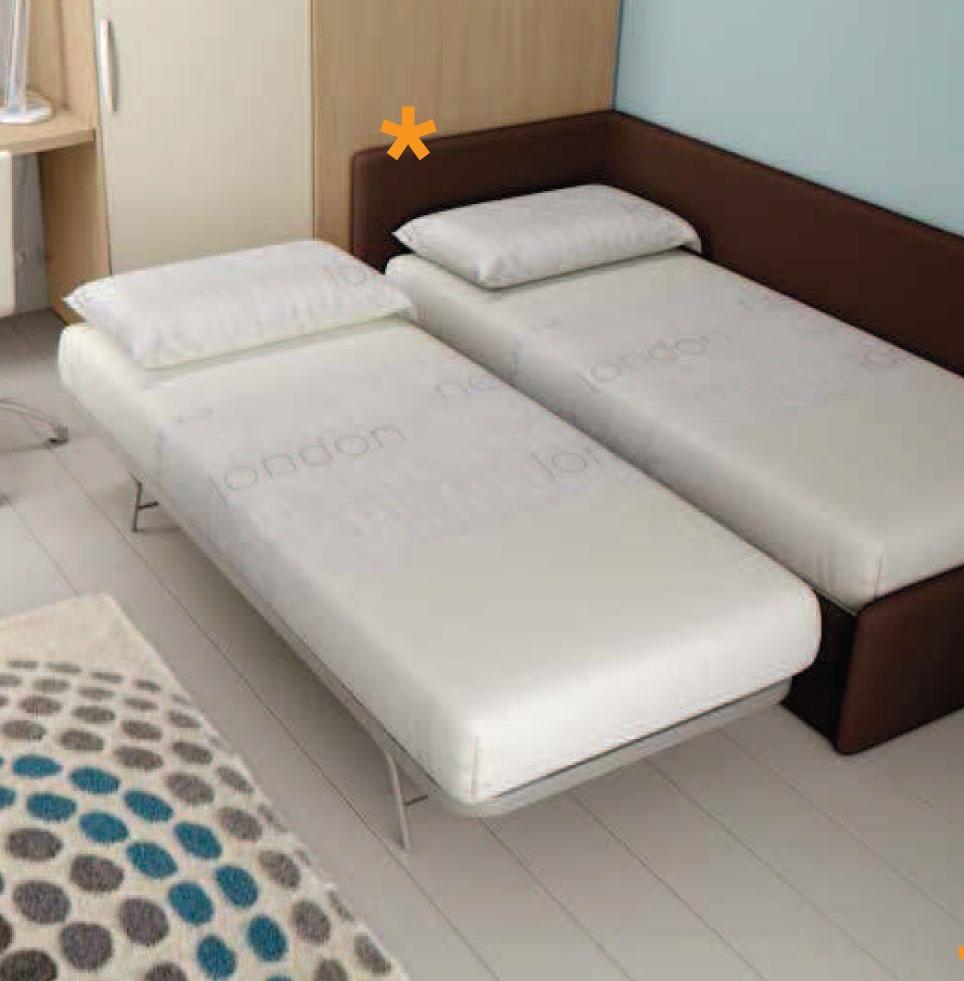 chambre enfant personnalisable kc13 lit canape et lit gigogne moretti compact
