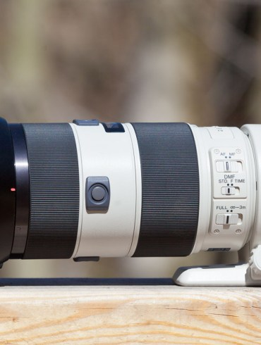 Sony 70-200mm f/2.8 APO G(D) SSM Lens Review
