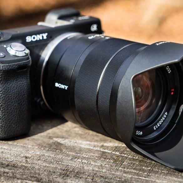 Sony Nex-6 w/ E 16-70mm F/4 OSS ZA Lens