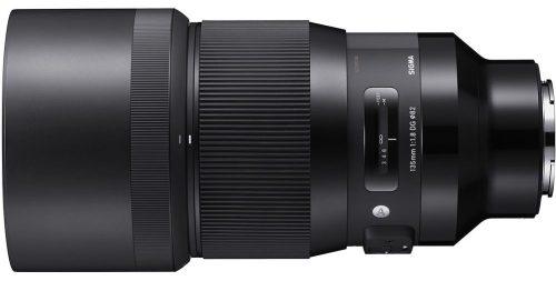 Sigma 135mm f/1.4 DG HSM Art Lens