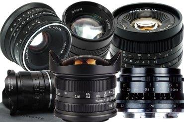 7artisans E-mount Lens Guide