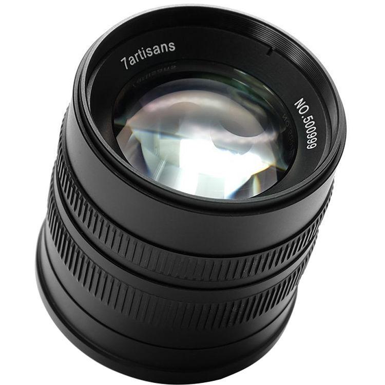 7artisans Photoelectric 55mm f/1.4 Lens