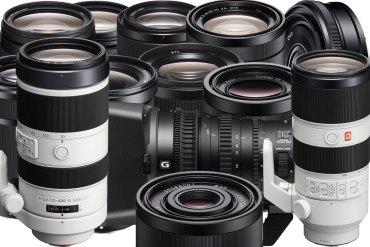 Sony E-Mount Lens Guide