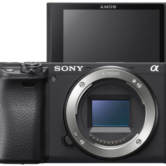 Sony A6400 180 Flip Screen