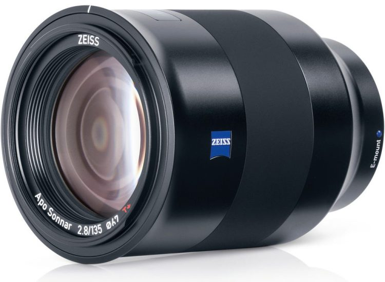 Zeiss Batis 135mm f/2.8 Lens