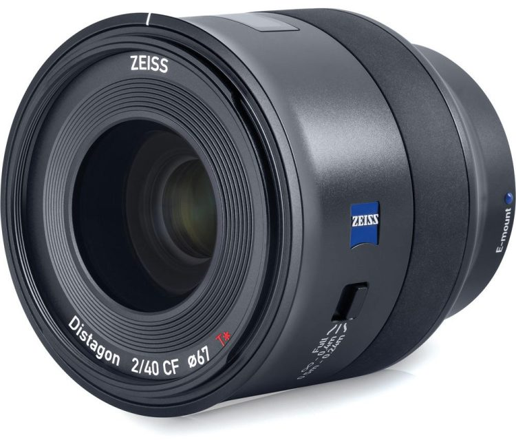 ZEISS Batis 40mm f/2 CF Lens