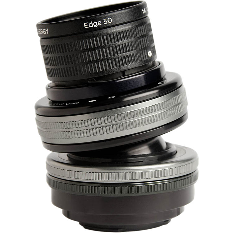 Lensbaby Composer Pro II with Edge 50 Optic