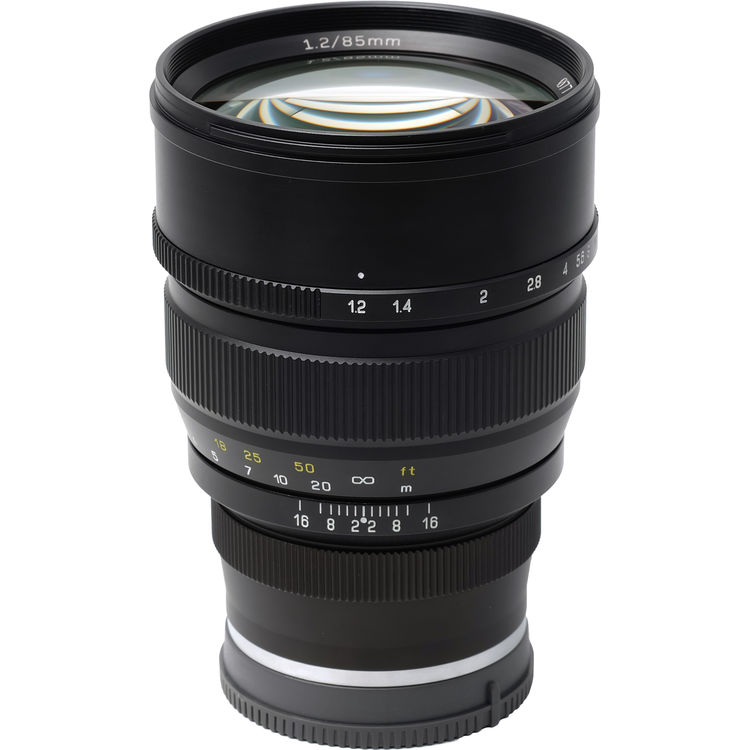 Mitakon Zhongyi Speedmaster 85mm f/1.2 Lens