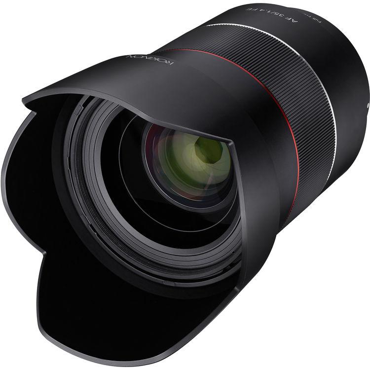 Rokinon AF 35mm f/1.4 FE Lens