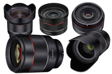 Rokinon and Samyang E-Mount Lens Guide