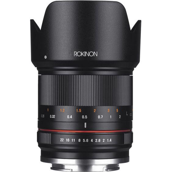 Rokinon 21mm f/1.4 Lens