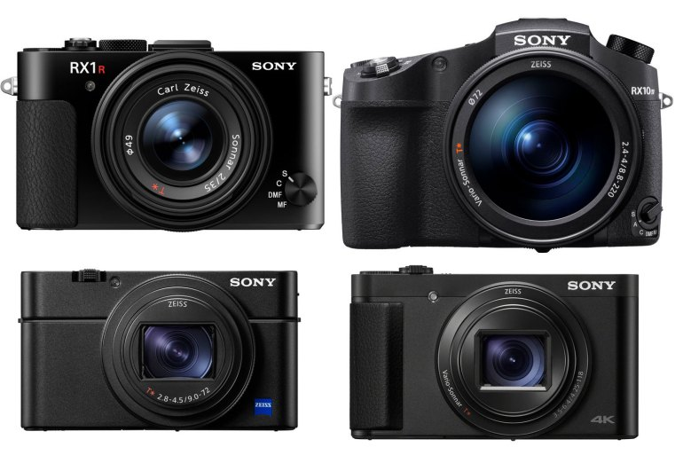 sony point and shoot camera guide