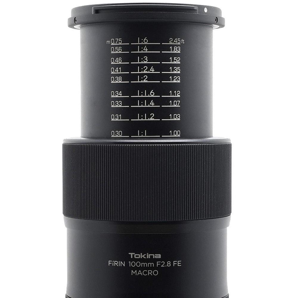 Tokina FiRIN 100mm f/2.8 FE Macro Lens