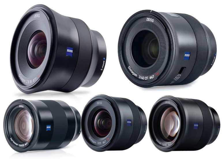 Zeiss E-Mount Lens Guide