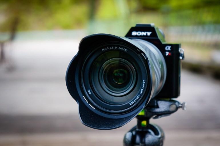 Sony FE 24-24mm Lens Review