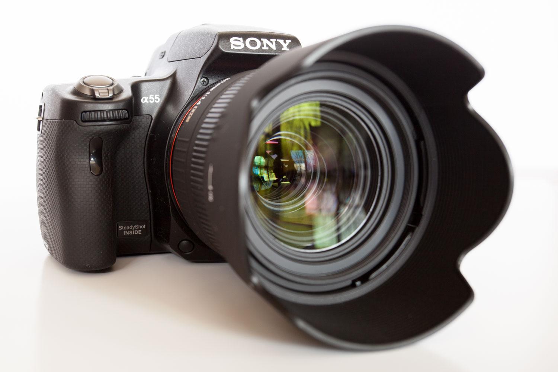 Sony a55 w/ Sigma 30mm f/1.4 EX DC Lens