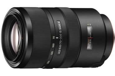 Sony 70-300mm f/4.5-5.6 G SSM II Lens
