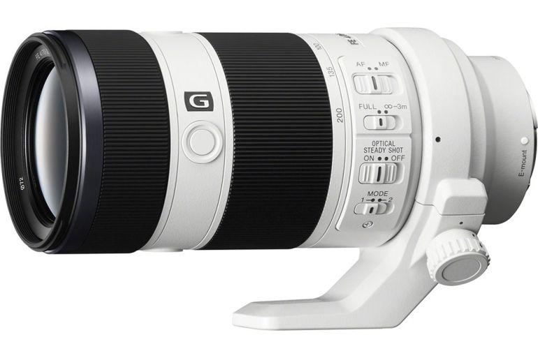 Sony FE 70-200mm f/4 G OSS lens review